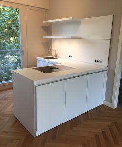 Küche Bulthaup b1 L-Winkel